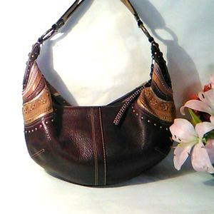Coach Hobo Boho Bag